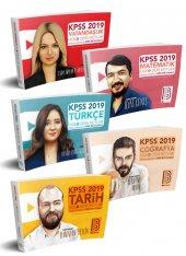 Benim Hocam Yayınları 2019 KPSS GY - GK Video Ders Notları Seti