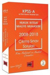 Yargı Yayınları Kpss A Grubu Hukuk İktisat...