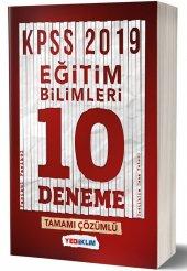 Yediiklim Yayınları 2019 Kpss Eğitim Bilimleri...