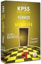 Yargı Yayınları 2019 Kpss Kozmik Oda Türkçe Tamamı Çözümlü Soru Bankası