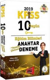 Yargı Yayınları 2019 Kpss Eğitim Bilimleri...