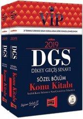 Yargı Yayınları 2019 Dgs Vip Sayısal Sözel Bölüm Konu Seti