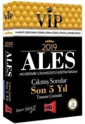 Yargı Yayınları 2019 Ales Vip Tamamı Çözümlü...
