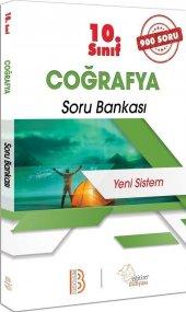 Benim Hocam Yayınları 10. Sınıf Coğrafya Soru Bankası + Yaprak Test Hediyeli