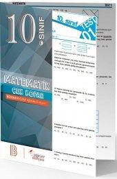 Benim Hocam Yayınları 10. Sınıf Matematik Çek Kopar Yaprak Test