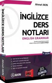 Yargı Yayınları İngilizce Ders Notları English...