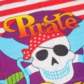 Korsan Masa Örtü Pirate Doğum Günü Masa Örtüsü 120x180-5