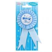 1 Adet Birthday Boy Rozet Mavi Erkek Doğum Odası-2