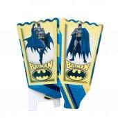 10 Ad Batman Mısır İkram Kutusu Erkek Doğum Günü Parti Malzemesi.