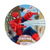 Spiderman Partisi , Örümcek Adam Doğumgünü 24 kişilik 12 parça-10
