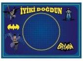 8 Adet Batman Amerikan Servis (Tabak Altlığı) Sunum
