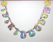2.10cm Gülen Suratlı İyi Ki Doğdun Yatay Yazı, Doğum Günü Partisi