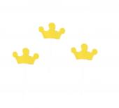 20 Adet Gold Altın Rengi Parti Sunum Kurdanı Cupcake Süsler-4