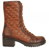 Mp 172 4481bağcıklı Fermuarlı Kışlık Bayan Uzun Bot Ayakkabı