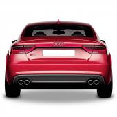 Audi A5 B9 Sportback S5 Arka Tampon Eki Difüzör...