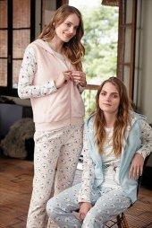 Feyza 3330 3lü Pijama Takım