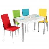 Mutfak Masası Masa Sandalye Masa Takımı Yemek...