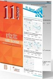 Benim Hocam Yayınları 11. Sınıf Fizik Çek Kopar Yaprak Test