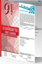 Benim Hocam Yayınları 9. Sınıf Coğrafya Çek Kopar Yaprak Test