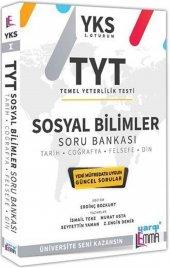 Yargı Lemma Yayınları Tyt Sosyal Bilimler Soru...