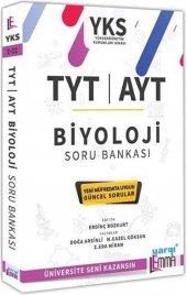 Yargı Lemma Yayınları Tyt Ayt Biyoloji Soru Bankası