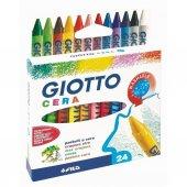 Giotto Cera Mum Boya 24lü Paket