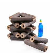 Briket Şömine Odunu 20 Kg Yüksek Kalorili...