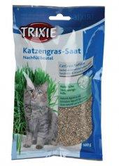 Trixie Yavru Ve Yetişkin Kediler İçin Yumuşak Kedi Çimi