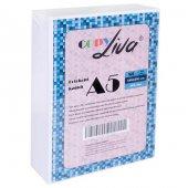 Liva Copy A5 Fotokopi Kağıdı 80gr 2 Paket 1000 Syf A4ün Yarısıdır