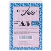 Liva Copy A5 Fotokopi Kağıdı 80G 10 Paket 5000 Syf A4Ün Yarısı-3