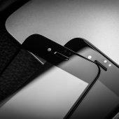 Lito Apple iPhone 7 Plus / 8 Plus 3d Cam Ekran Koruyucu Siyah-11