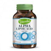 Voonka Alpha Lipoic Acid 600 Mg 32 Kapsül Skt...
