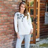 Polar Pijama Takım Anıl An 9499