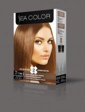Sea Color Saç Boyası 7.73N Altın Karamel