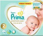 Prima Premium Care 2 Beden Mini 4-8 KG 148 Adet Fırsat Paketi