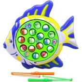 Pilli Balık Yakalama Oyunu Balık Tutma