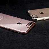 Baseus (TPU) Shining Kılıf iPhone 7 Plus/8 Plus Rose Gold-2