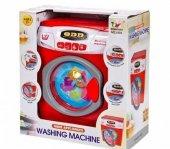 Pilli Oyuncak Çamaşır Makinesi Sesli ve Işıklı-2