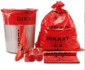 TIBBİ ATIK TORBASI 72X95 CM 100 ADET-2
