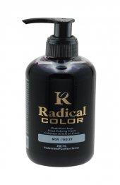 Mor Radical Color Su Bazlı Saç Boyası 250 Ml Jeans Color