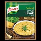 Knorr Hazır Çorba Şehriyeli Tavuk Çorbası 51g Nettoptan