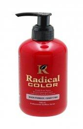 şeker Pembe Radical Color Su Bazlı Saç Boyası 250 Ml Jeans Color