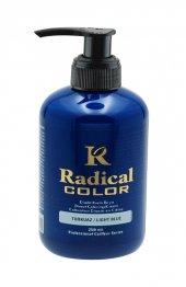 Tukuaz Radical Color Su Bazlı Saç Boyası 250 Ml Jeans Color