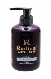LİLA Radical Color Su Bazlı Saç Boyası 250 ml JEANS COLOR