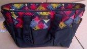 Lullaby 250 Deyzi Baskılı Çanta Siyah