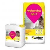 Weber.dry Ss 7 Elastik Su Yalıtım Harcı 25 Kg...