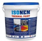 Isonem Thermal Paint Isı Yalıtım Boyası 5 Lt Beyaz