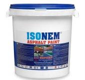 Isonem Asfalt Paint Renkli Asfalt Boyası 23 Kg...