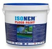 Isonem Floor Paint Tenis Kortu Boyası 18 Kg
