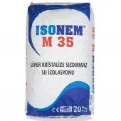 Isonem M 35 Süper Kristalize Sızdırmaz Su...